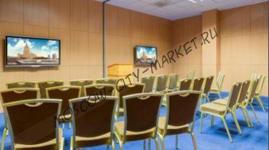 """Вип-переговорная комната """"Конгресс Парк"""" Rad (до 55 человек)"""